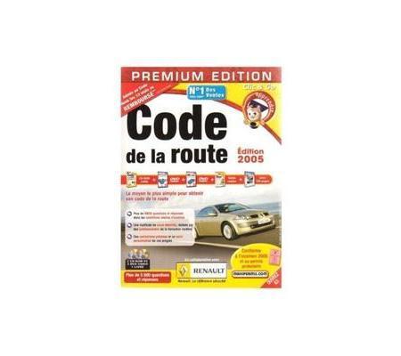Anuman Interactive Code de la route - édition premium 2005