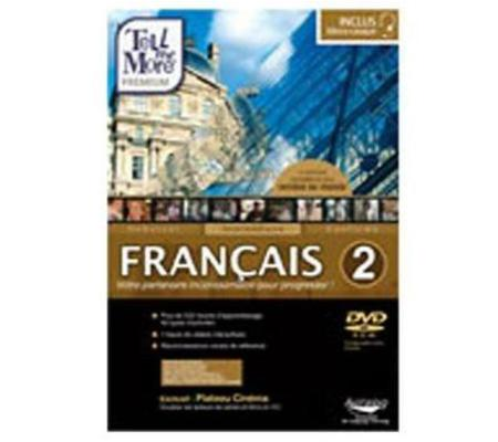 Auralog Tell Me More 8.0 - Français 2 Intermédiaire PC