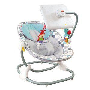 Fisher Price Newborn-to-Toddler Apptivity Seat for iPad
