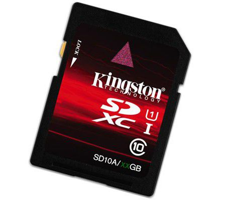 Kingston SDXC UltimateX 64 Go