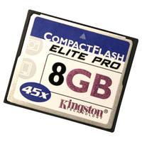 Kingston CompactFlash Elite Pro 8GB