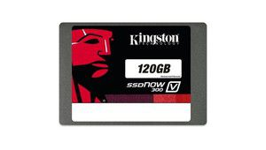 Soldes – 40 € le SSD Kingston SSDNow V300 120 Go