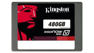 Cyber Days – SSD Kingston V300 480 Go à 99,99 € (21 cts/Go)