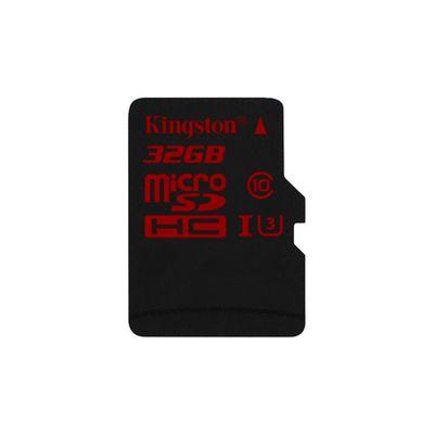 Kingston microSDHC UHS-I U3 32 Go: une carte mémoire aussi rapide que discrète