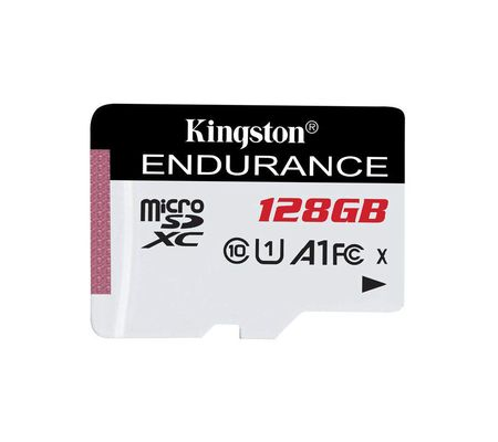 Kingston High Endurance microSD Card 128 Go