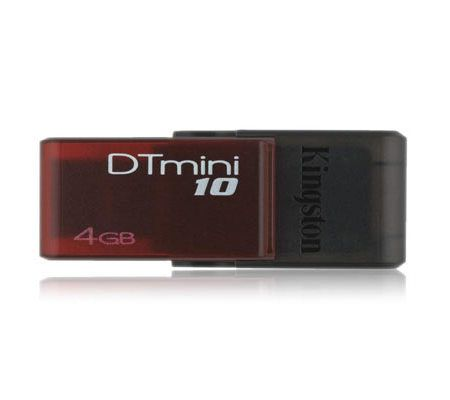 Kingston DataTraveler mini 10 4 Go