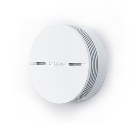 netatmo d tecteur de fum e connect disponibilit caract ristiques meilleurs prix. Black Bedroom Furniture Sets. Home Design Ideas