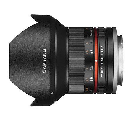 Samyang 12 mm 1:2.0 NCS CS