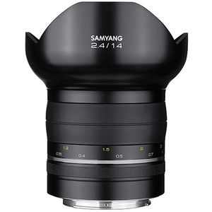 Samyang Premium MF 14 mm f/2.4