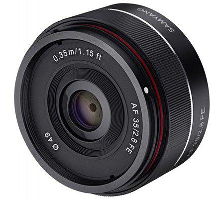 Samyang AF 35 mm f/2,8 Sony FE