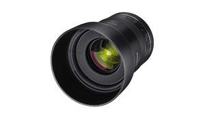 CP + 2018 - Nouvel objectif Samyang XP 50 mm f/1.2