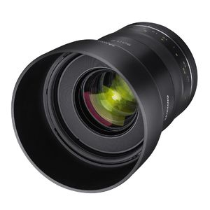 Samyang XP 50 mm f/1.2