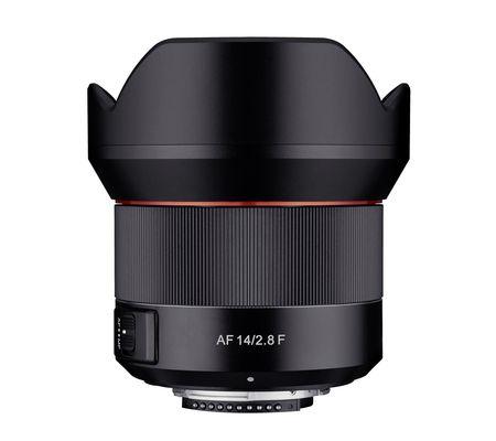 Samyang Samyang AF 14 mm f/2,8 Nikon F