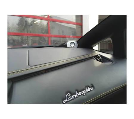 Lamborghini Revox sound system