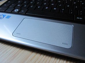 Dell Inspiron 11z touchpad