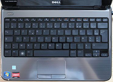 Dell Inspiron M101z keyboard