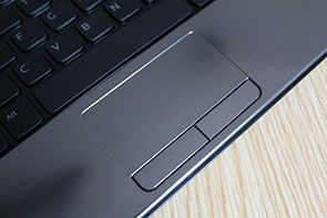 Dell Inspiron M101z touchpad