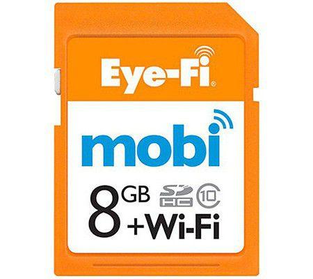 Eye-Fi Mobi 8Go