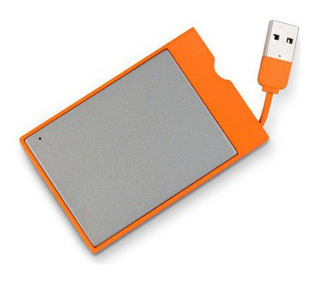 LaCie Carte Orange 8 Go