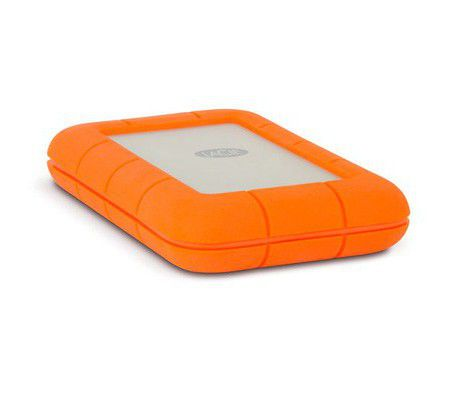 LaCie Rugged Thunderbolt SSD 500 Go