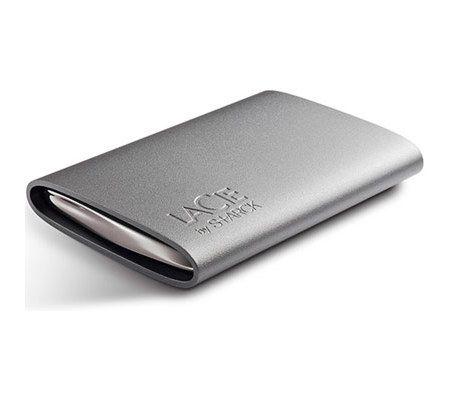 LaCie Starck Mobile Hard Drive 320 Go