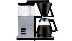 AromaSignature DeLuxe, la cafetière-filtre premium de Melitta