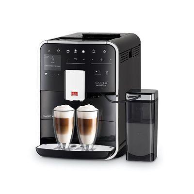 Melitta Caffeo Barista TS Smart: une imposante machine à café pleine d'options