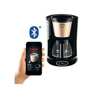 Tefal Réveil Café: cafetière filtre connectée, pour un réveil caféiné