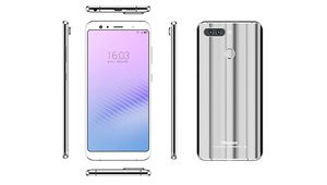 CES 2018- Infinity Screen, les nouveaux smartphones18:9 de Hisense