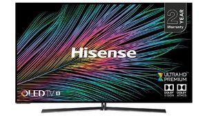 Le téléviseur Oled Hisense 55 pouces H55O8B disponible d'ici septembre