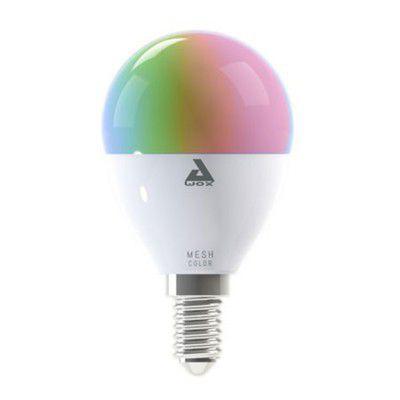 Awox SmartLight Mesh E14: une ampoule d'ambiance convaincante