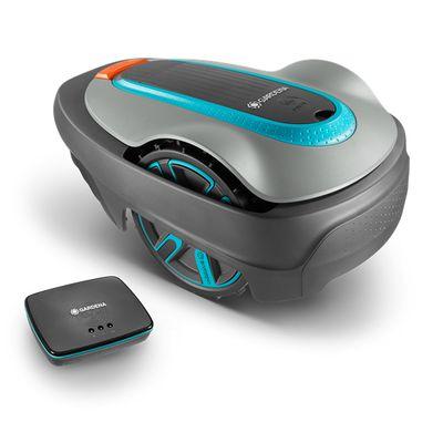 Gardena Smart Sileno City 500: une petite tondeuse-robot qui se fait oublier
