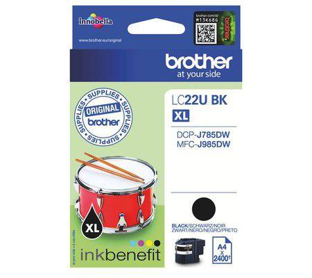 Brother LC22U Noir