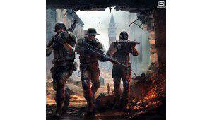 Premières impressions sur Modern Combat 5: Blackout de Gameloft