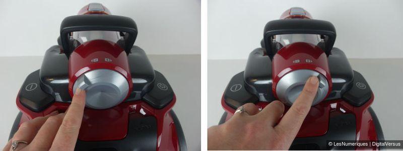 Test Electrolux UltraFlex Ufparketta, il ne faut pas se fier