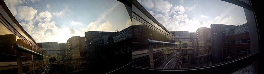 Comparatif Dynamique GoPro Ricoh