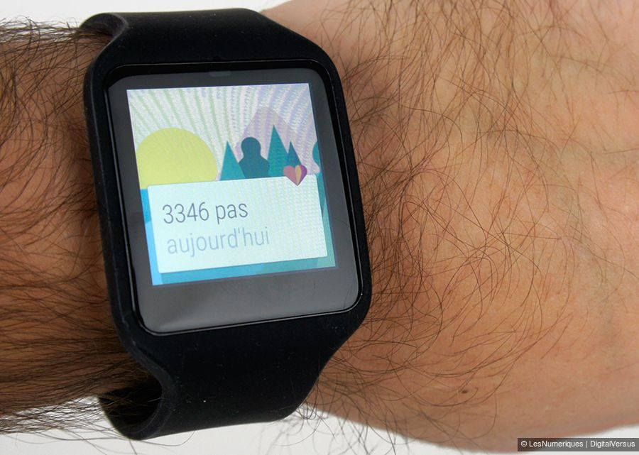 Sony Mobile SmartWatch 3