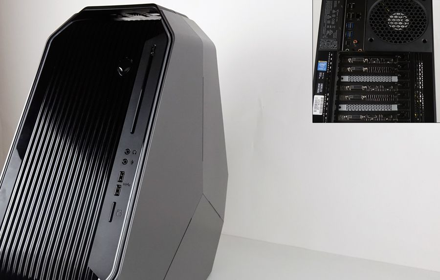 Dell Alienware Area-51 ALX Nvidia GeForce GTS 240 Display Driver for Windows 10