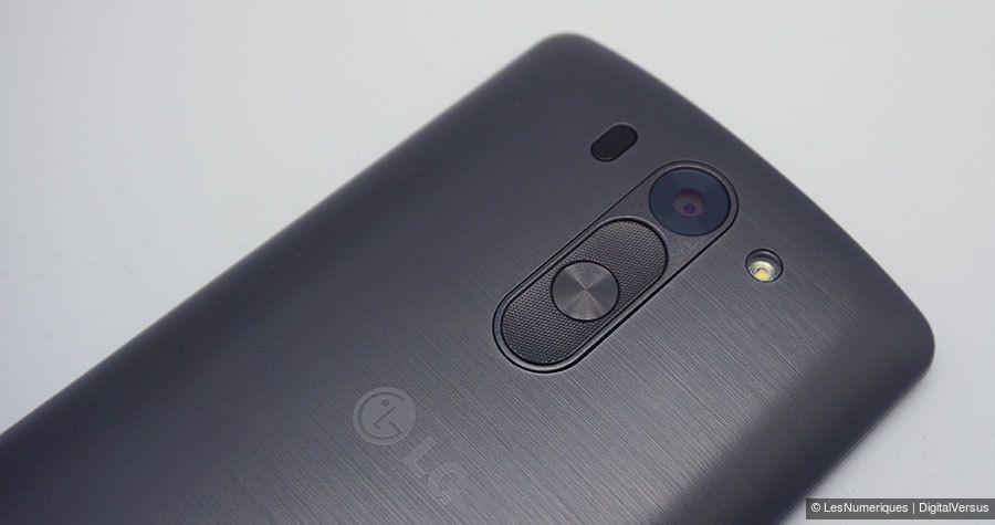 Test du LG G3 S