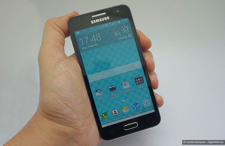 Test du Samsung Galaxy A3
