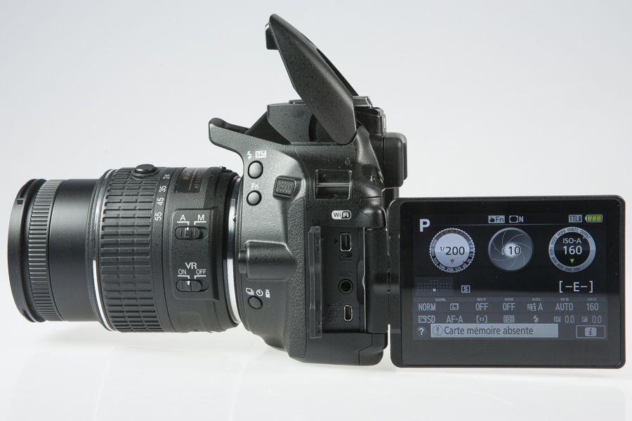 NikonD5500 LesNumeriques 2