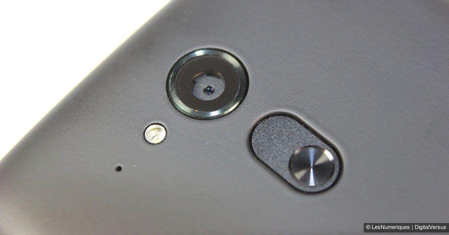 Test du Acer Liquid E700