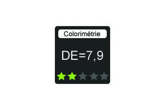 H7550ST DeltaE