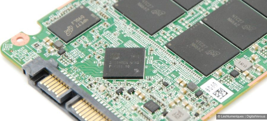 Crucial bx 100 1tb controler