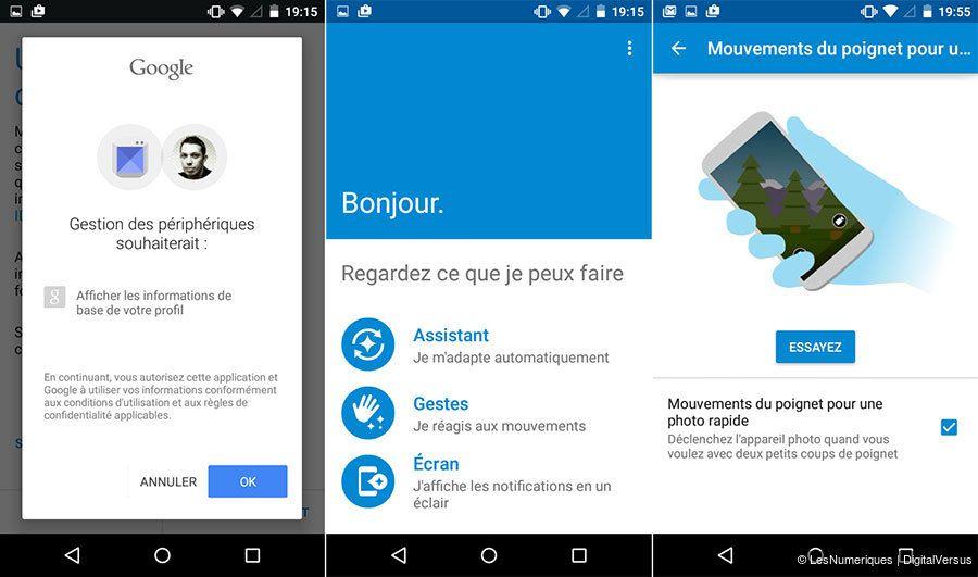 Test du Motorola Moto E 4G 2015