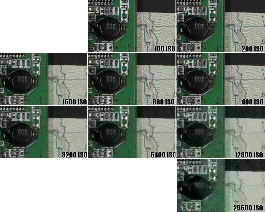 Samsung NX500 ISO 25600