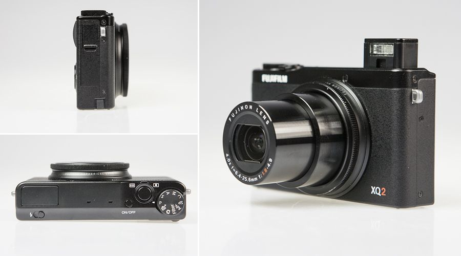 Fujifilm XQ2 LMDN