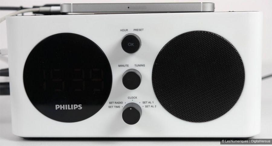 Philips AJ6000 face