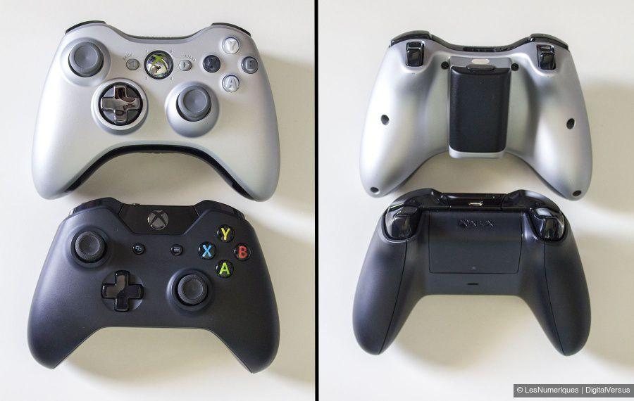 Avis Manette 360 Sur Xbox Secretstoeating