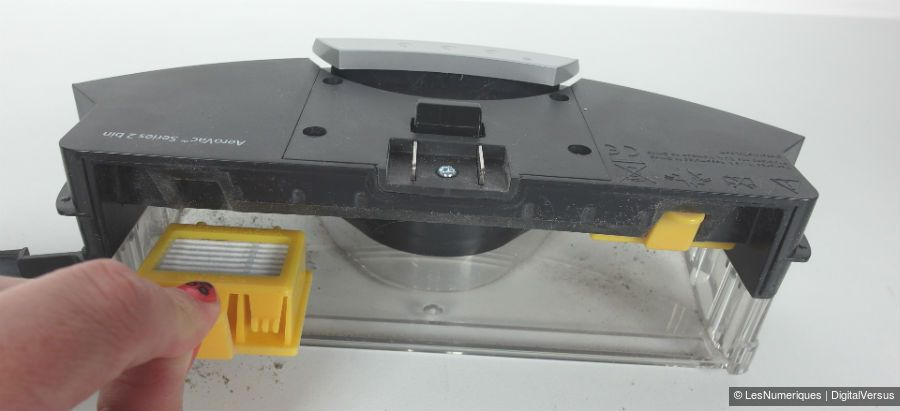 IRobotRoomba776p filtre HEPA(1)